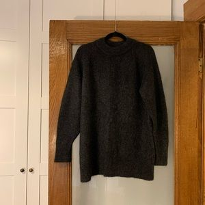H&M PREMIUM Wool Blend Sweater Dress